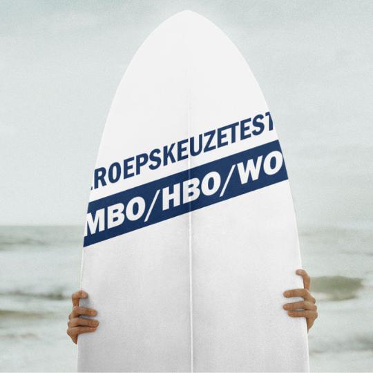 Beroepskeuzetest MBO/HBO/WO