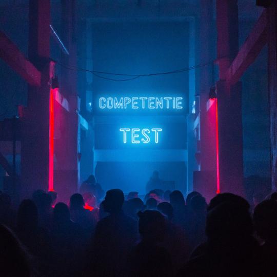 De competentie test