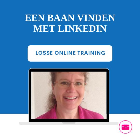 Een baan vinden met LinkedIn