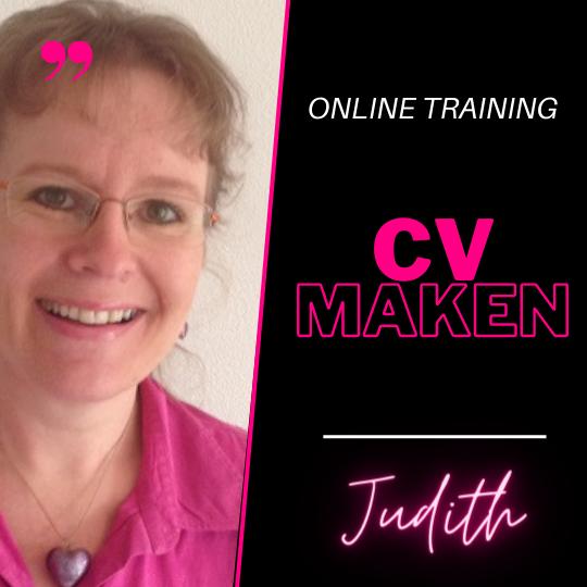 Meld je aan voor de online training