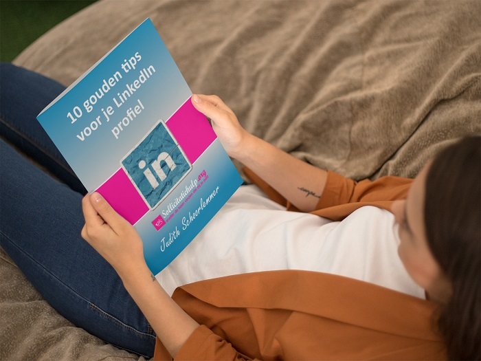 Download mijn 10 beste LinkedIn tips
