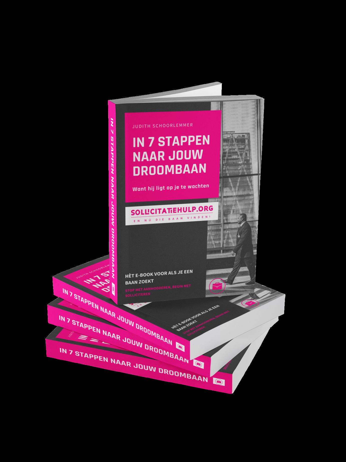 E-book over solliciteren
